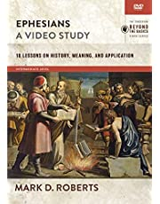 Ephesians, A Video Study: 18 Lessons on History, Meaning, and Application (The Zondervan Beyond the Basics Video Series)