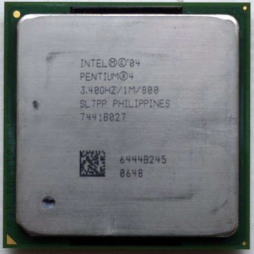 Intel P4 3.4GHz 800MHz 1MB Socket-478 RK80546PG0961M