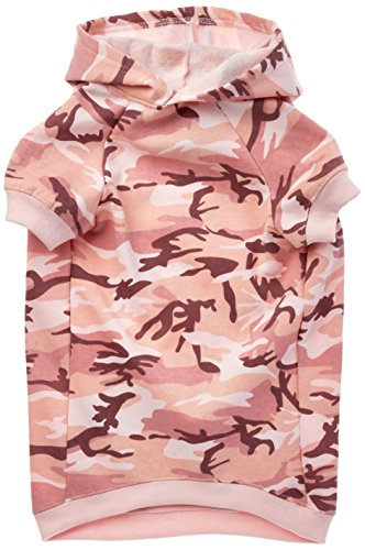 Casual Canine Camo Hoodie for Dogs, 20