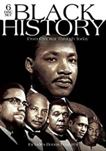 black history the ultimate collection various movies tv. Black Bedroom Furniture Sets. Home Design Ideas