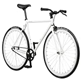 Pure Fix Cycles Glow in the Dark Hotel Fixed Gear Single Speed Urban Fixie Bike