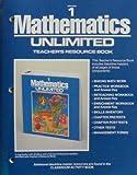 img - for Mathematics Unlimited Teacher's Resource Book Grade 1 book / textbook / text book