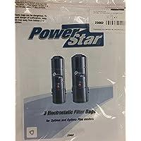 Power Star 99191, 99193 Vacuum Cleaner 3 Pk Paper Bags # TDSAC23P