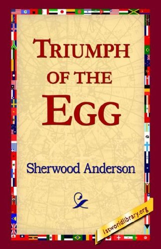 (Triumph of the Egg by Anderson Sherwood (2005-05-20) Paperback)
