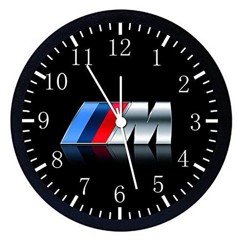 BMW M Model Black Frame Wall Clock 10