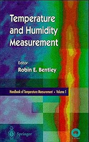 Handbook of Temperature Measurement Vol. 1: Temperature and Humidity Measurement