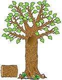 Teacher Created Resources Seasonal Tree Bulletin Board Display Set (4405)