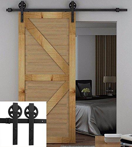 8 barn door hardware - 8