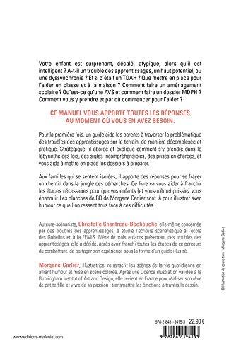 Amazon Fr Dys Tdah Eip Le Manuel De Survie Pour Les