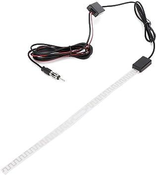 Señal de radio invisible universal que recibe la antena para ...