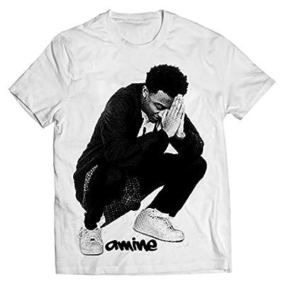 Mazumi8 Amine Sit Rapper Hiphop T-Shirt