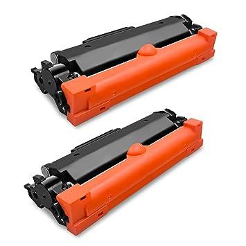 BeOne 2X Cartucho de tóner TN2420 TN-2420 TN2410 para Brother HL ...