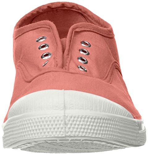 Elly Bensimon Rose para Tennis Rosa Mujer Zapatillas Vieux 551Fx7rq