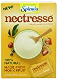NECTRESSE Natural No Calorie Sweetener, 40-Count Packets