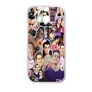 HTC One M8 Phone Case White Dylan O'brien WQ5RT7415206