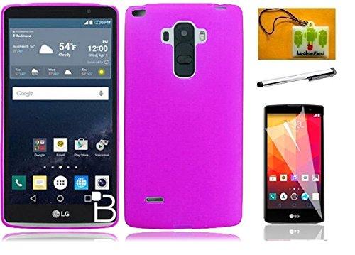 LG G Stylus / LG G Stylo / LG LS770 , LF 4 in 1 Bundle, TPU
