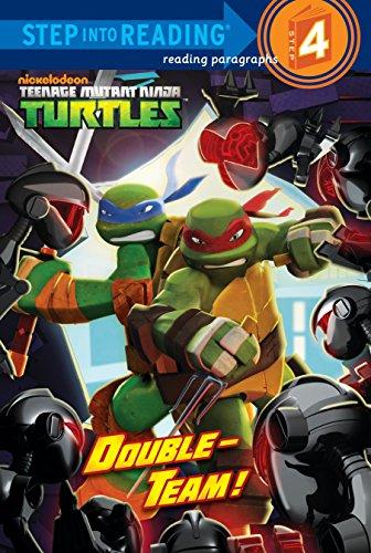 (Double-Team! (Teenage Mutant Ninja Turtles) (Step into)
