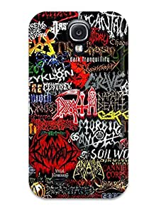 For Galaxy Case, High Quality Death Metal Holocaust For Galaxy S4 Cover Cases