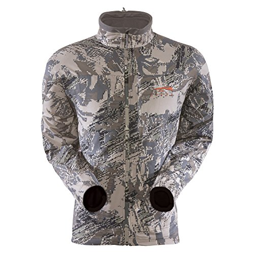 Ascent Jacket (Sitka Gear Men's Ascent Jacket, Optifade Open Country, Large)