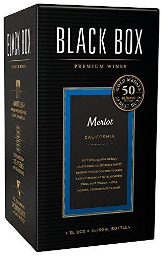 Black Box Merlot, 3L