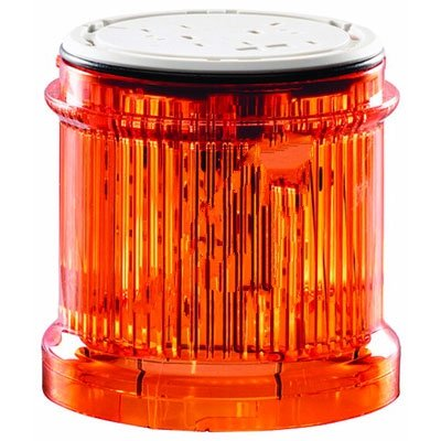 Eaton / Control Automation SL7-BL24-A Amber LED Beacon Flashing Light Effect 73mm Base 24 V ac/dc