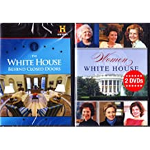 The History Channel : The White House Behind Closed Doors , Women in the White House : All About the White House : 2 Pack - 3 Disc Set