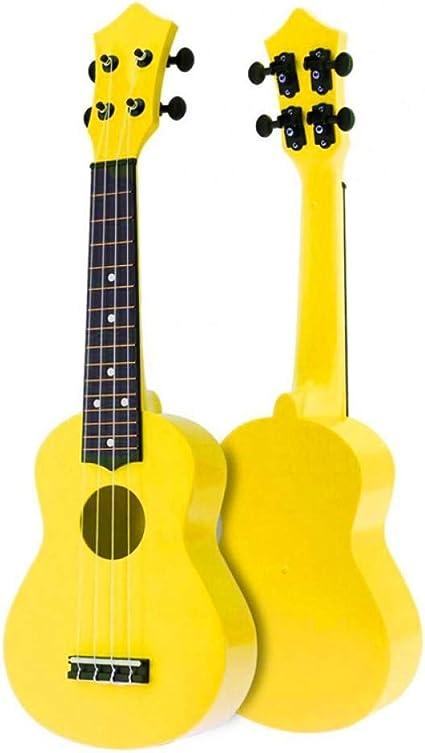 ZGHNAK Ukelele acústico de 21 pulgadas Uke 4 cuerdas Guitarra ...