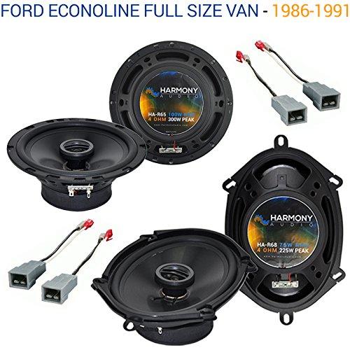 1989 ford econoline - 2