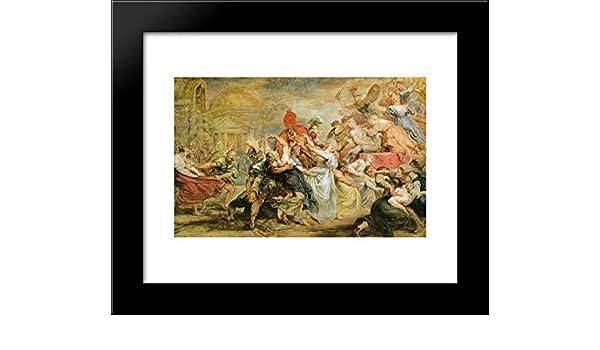 Sztuka Peter Paul Rubens Rape Of Sabine Women Art