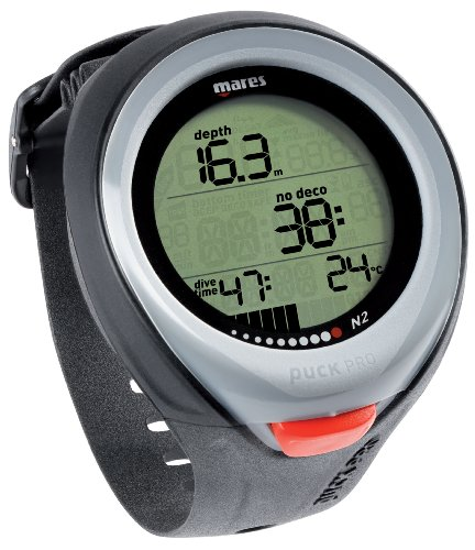 Mares Puck Pro Wrist Computer product image