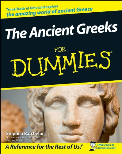 - The Ancient Greeks For Dummies