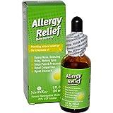 Natrabio Allergy Relief, 1 Ounce