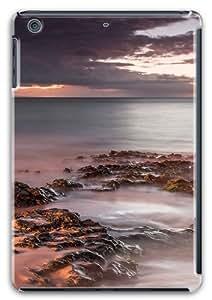 Misty Shore Polycarbonate Hard Case Cover for Apple iPad Mini with Retina Display / iPad Mini Retina/ iPad Mini 2