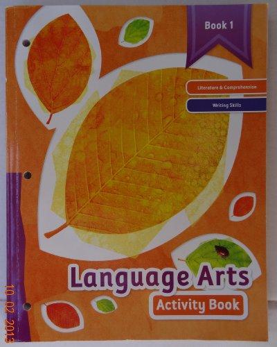 K12 Language Arts   Activity Book   Book 1   21221