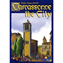Carcassonne The City II Board Game (Standalone)