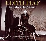 Edith Piaf: 65 Titres Originaux