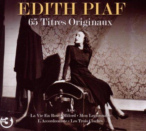 Edith Piaf: 65 Titres Originaux by CD
