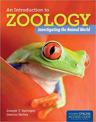 12th Standard Zoology Book