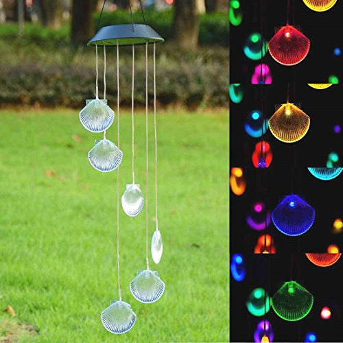 Nautical Themed Solar Lights - 9
