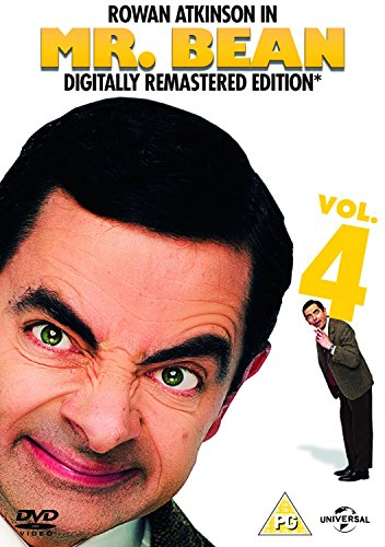 Mr Bean - Series 1 Volume 4 - 20th Anniversary [Import anglais] (Coffee Bean Picture)