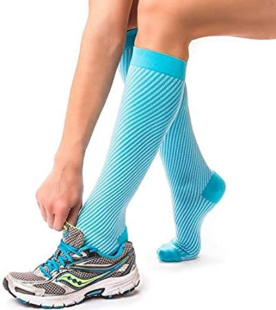 Compression Socks Knee High for Women /& Men Knee High Sock 15-20mmHg Best for Running,Nurse,Sport,Travel,Pregnancy