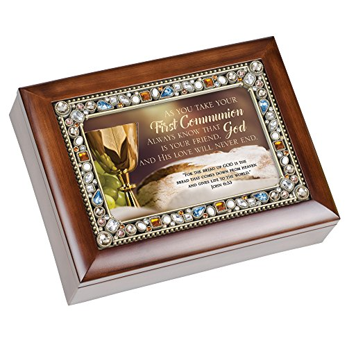 Best Cottage Garden Friend Gifts Jewelries - Cottage Garden First Communion God Your