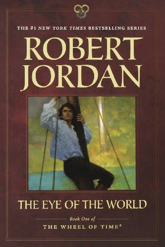 Book cover for The Eye of the World