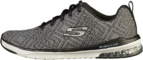 Aglow Air ginnastica Skechers scarpe Infinity all da donna nera Yqtxzpxw
