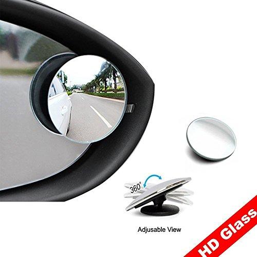 Blind Spot Mirror, Pasway 1 Pair 2
