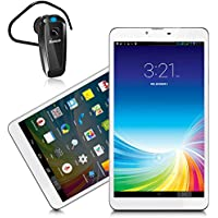 Indigi® 7 Android 4.4 Tablet PC w/ Wireless 3G Phone Feature + Free Bluetooth Headset!