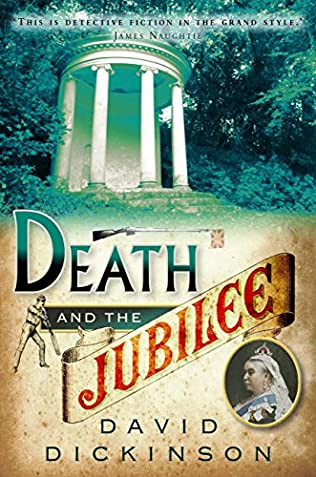 book cover of Death and the Jubilee