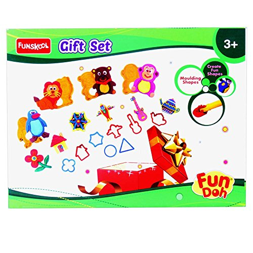 Funskool-Fundoh Gift Set, Multi Colour