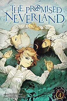 The Promised Neverland, Vol. 4: I Want to Live by [Shirai, Kaiu]