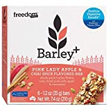 Freedom Foods, Pink Lady Apple Chai Spice Flavored With Prebiotic Fiber to Promote Good Gut Health - 100% Natural, Non-GMO (Pack of 2 boxes)